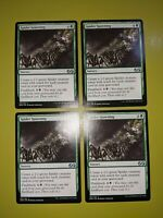 Spider Spawning x4 Ultimate Masters 4x Playset Magic the Gathering MTG