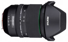 Pentax HD DFA 24-70 mm/2,8 ED acceptant WR Objectivement article neuf UE-Ware