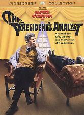 The PRESIDENTs ANALYST (1967) James Coburn Godfrey Cambridge William Daniels NEW