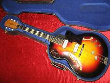 """Seltene, alte """"Framus"""" E-Gitarre von 1969 oder früher? (Modell 5/110 AM) +Koffer"""