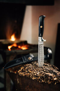 German PUMA Annual Damascus Knife Of The Year 2021 With The Serial number #1
