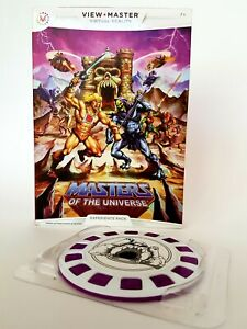 VIEW-MASTER VR Masters of the Universe Experience Pack - COLLECTIBLE