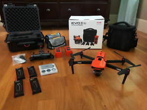 Autel Evo 2 Pro drone with 6K camera and lots of extras, excellent condition