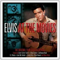 ELVIS PRESLEY - AT THE MOVIES 3 CD NEW!