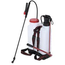 Kreator® Rücken- Druck- Sprüher 12 Liter Pump- Garten- Unkraut- Dünger- Spritze