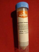 Wyeast Beer Wine Yeast Nutrient 1.5 oz Vial Home Brew Brewing Wort Fermentation