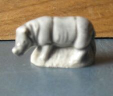Rhinoceros-1983-85 Red Rose/Wade Figurine-American Series #1