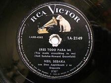 NEIL SEDAKA Victor 1A-2149 ARGENTINA ONLY 78 YOU MEDN EVERYTHING TO ME