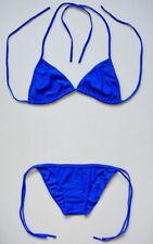 Side Tie Unbranded Plus Size Bikini Sets for Women