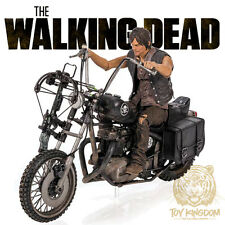 McFarlane The Walking Dead TV Series 5 DARYL DIXON & CHOPPER Deluxe Box Set NEW