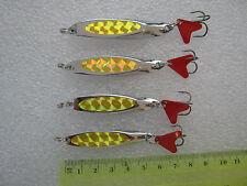 W3G Dexter Style Wedge Lure 7g 10g 15g 20g Sea fish Mackerel Bass Perch Pollock
