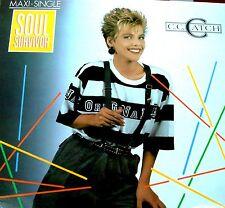 """12"""" - C.C. Catch - Soul Survivor (ITALO) NUEVO, NEW STORE STOCK LISTEN"""