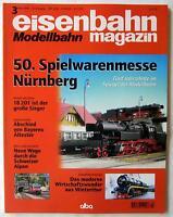 EISENBAHN Modellbahn Magazin 3/1999