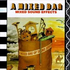 FREE US SHIP. on ANY 2 CDs! NEW CD : A Mixed Bag Of Sound Effects