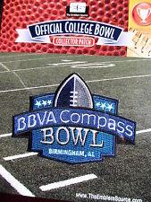 NCAA College Football BBVA Compass Bowl Patch 2013/14 Houston, Vanderbilt