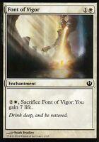 4x Font of Vigor | NM/M | Journey into Nyx | Magic MTG