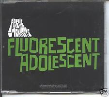 arctic monkeys - fluorescent adolescent  promo cd