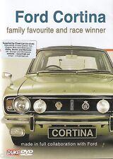 Ford Cortina Story DVD 1962-82 Mk1 to Mk5 & Lotus *NEW