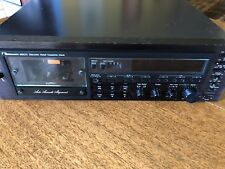 Nakamichi 680ZX 3 Head Cassette Deck For Parts Needs Belts