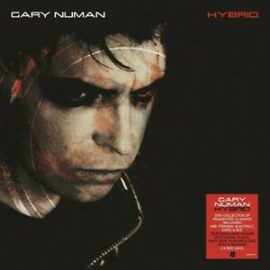 Gary Numan - Hybrid [140-Gram Red Colored Vinyl] [New Vinyl LP] Colored Vinyl, R