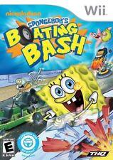 Spongebob Squarepants Boating Bash - Nintendo Wii