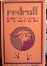 REDRUFF, la perdrix, Belle histoire enfant de Thompson Seton en Français