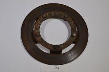 DUCATI 350 GTL GTV 500-DISCO FRENO ANTERIORE-BRAKE DISC 7mm