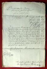 1783 STUTTGART Herzog KARL EUGEN von WÜRTTEMBERG - Autograph
