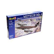 Revell Gloster Meteor Mk. 4 1:72 conjuntos de modelismo 04658 nuevo/en el embalaje original