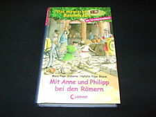 DAS MAGISCHE BAUMHAUS  Anne und Philipp bei den Römern