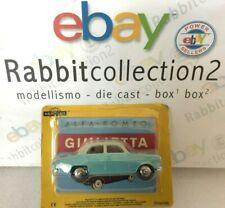 """Die Cast """" Alfa Romeo Giulietta """" Scale 1/48 Mercury The Collection Hachette"""