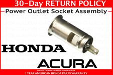 Genuine OEM Honda / Acura Center Console-Power Outlet Socket Assy