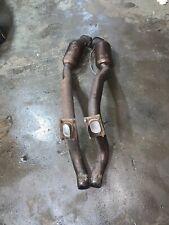 Chrysler 300C Srt8 6.1 5.7 tubos de escape de Gato abajo Hemi V8 Corte salidas de escape
