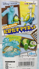 Disney Monster Inc. Figure Magnet  Complete Box Set - Re-ment  ,  , h#1