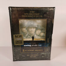 Saving Private Ryan (Dvd, D-Day 60th Anniversary Commemorative Edition) New