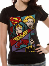 Cotton Patternless DC T-Shirts for Women