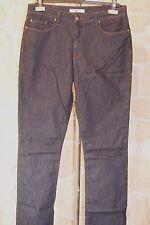 Jeans bleu foncé rinse neuf taille 48 marque Emma et Caro étiqueté à 135€ (v)