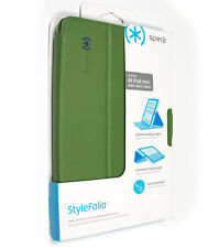 New Speck StyleFolio iPad mini 1 2 3 Case Leather Flip Shell 360' Cover Stand