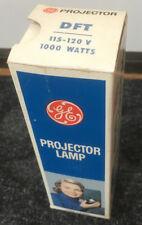 DFT GE General Electric Projector Projection Lamp 1000W 115-120V NOS Vintage