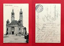 AK DRESDEN Strehlen 1915 Christuskirche   ( 57804