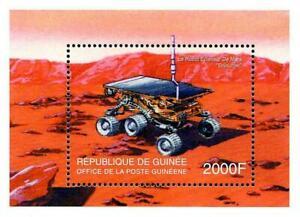 VINTAGE CLASSICS - Guinea 0018 NASA Mars Exploration - Souvenir Sheet - MNH