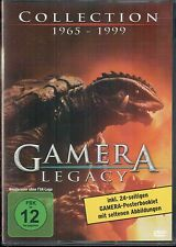 Gamera Legacy Collection - 1965-1999 - Classic 1-8 + Kaneko Trilogy - 11 DVD NEU