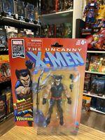"Marvel Legends Hasbro Retro Vintage Uncanny X-Men WOLVERINE 6""  Inch Figure New"
