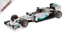 Minichamps 110140144 Mercedes AMG Petronas F1 W05 Hamilton 2014 1:18 NEU OVP