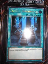 YU-GI-OH! SECRETE STR TACTIQUE DRAGONIENNE LCKC-FR073 MINT EDITION 1