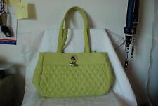 Vera Bradley Apple Green Purse Bag