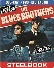 The Blues Brothers (Steelbook) (Blu-ray + DVD + DIGITAL with UltraViolet), Good