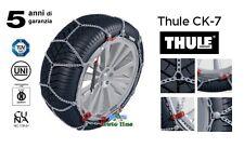Catene Thule CK-7 Gruppo  090 - 7 mm 210620090