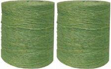 Tytan Intl SBT16GRTY 2 Pack 8,000' Green Sisal Baler Baling Twine