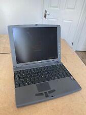 More details for vintage acer travelmate 3321 laptop, pentium ii 385mhz, 192mb, 20gb - windows xp